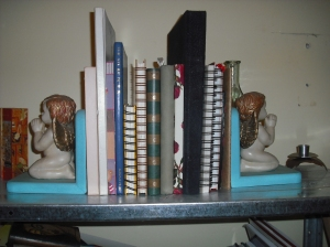 some of my writing journals from the last 10 years